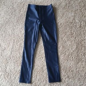 American apparel disco pants in navy